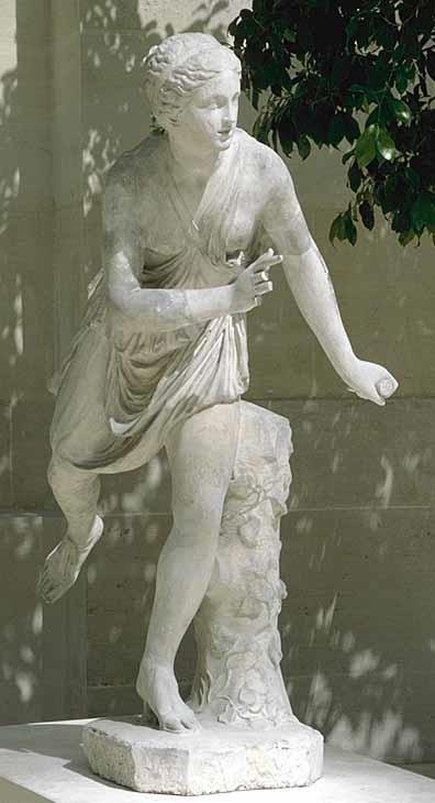 atalante-pierre-lepautre-musee-du-louvre