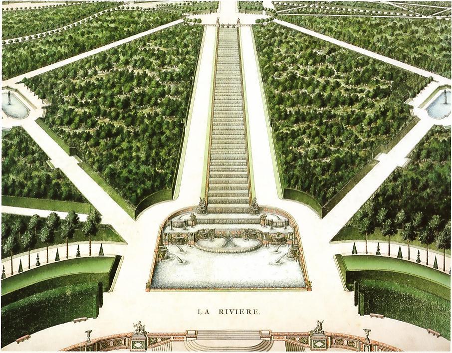 La rivi re de marly dans son dernier tat - Le jardin de la riviere foncine le haut ...